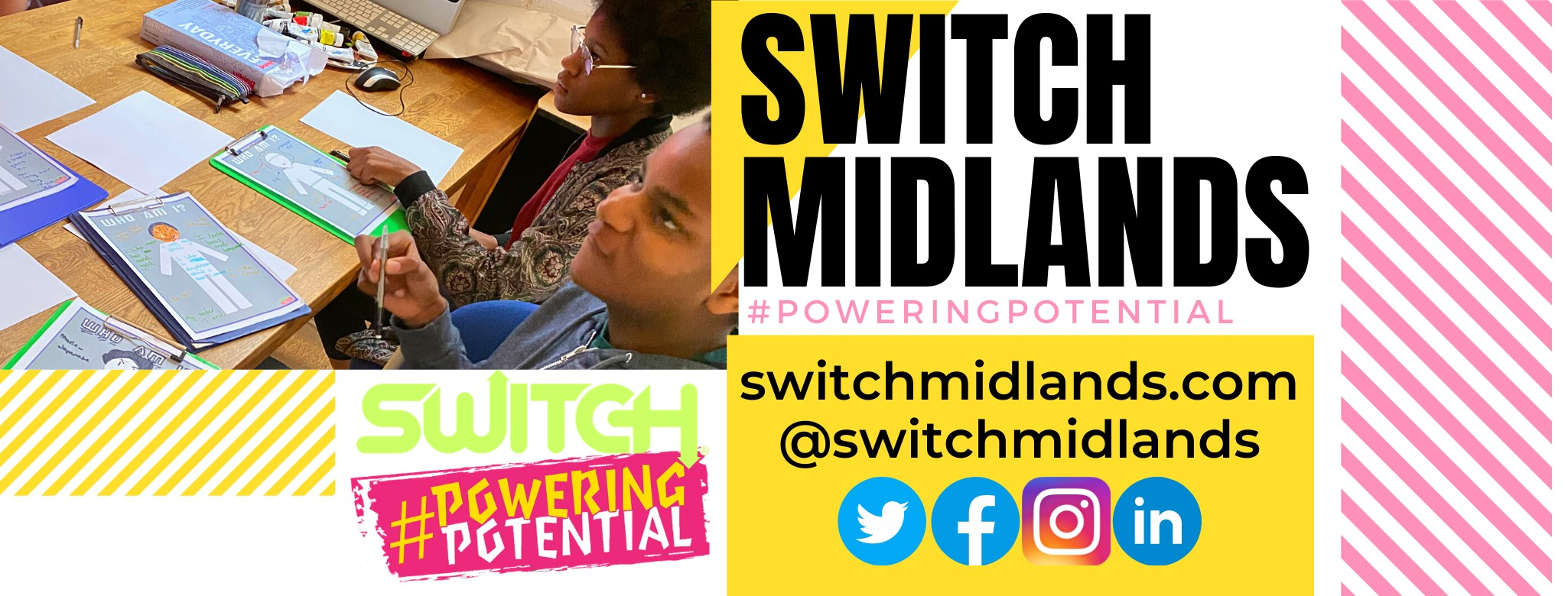 Switch Midlands finds success with the School for Social Entrepreneurs