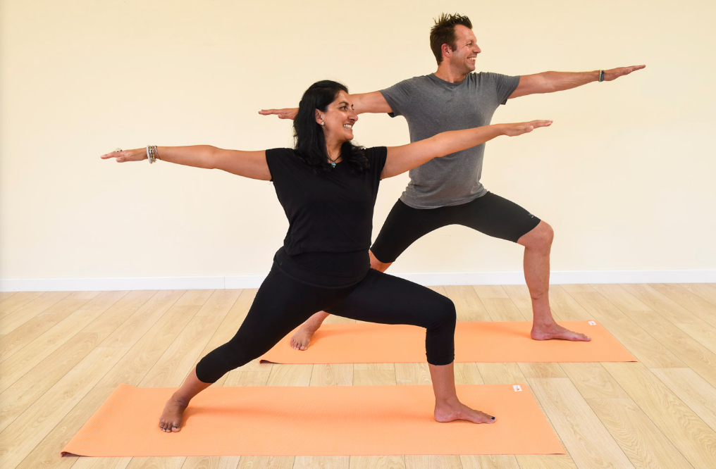 Sandstone Yoga & Pilates reaches new heights with BCGH