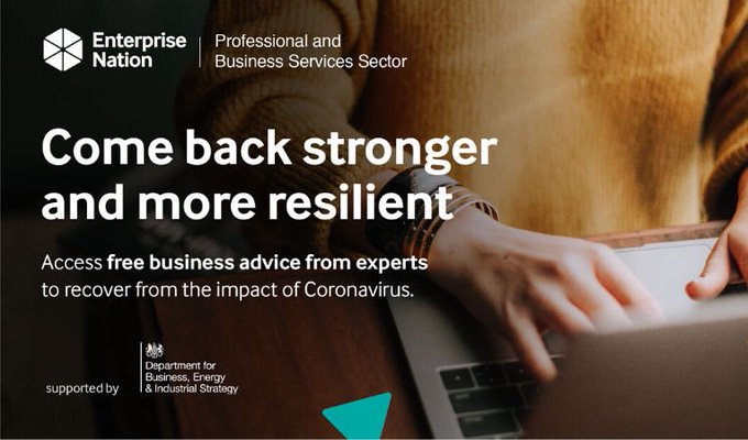 Recovery for Business Advice Scheme